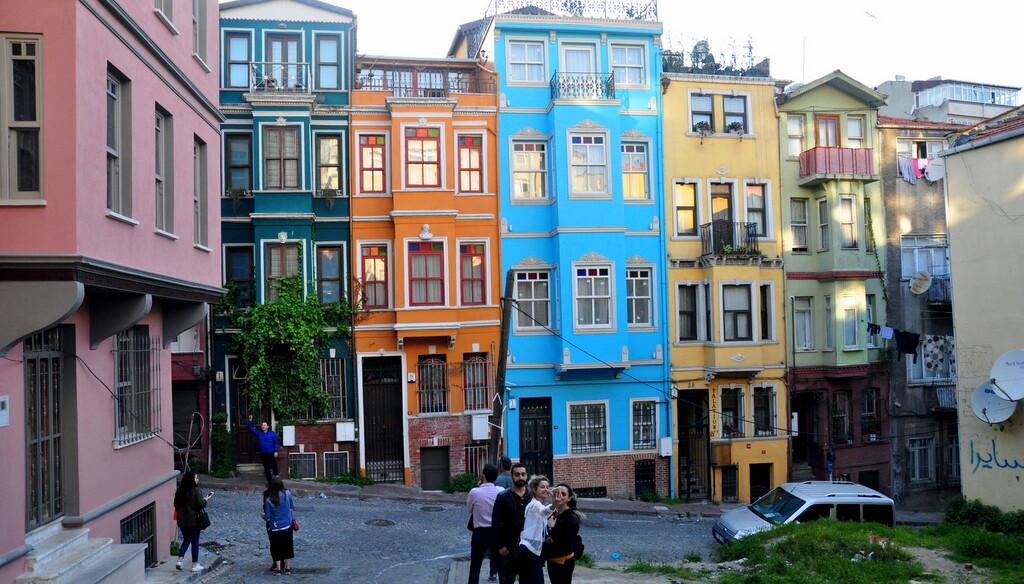 istanbulda turist rehberi ile gezilecek semtler