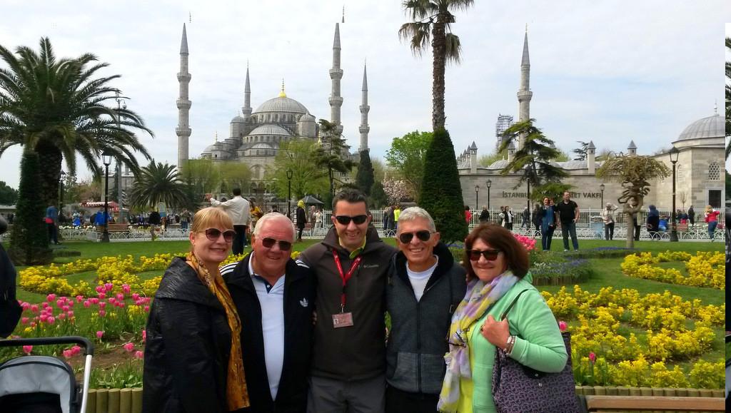 İstanbul'da Tur Rehberi ile Gezmek